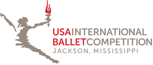 USA International Ballet Competition Logo